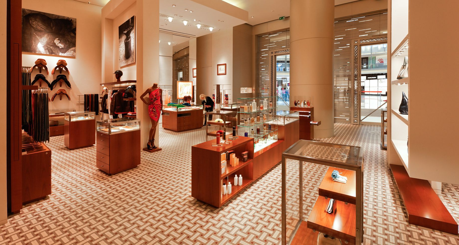 Hermès The Dubai Mall
